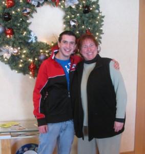 Daniel Rivera & Dr. Sue Ann Lesser